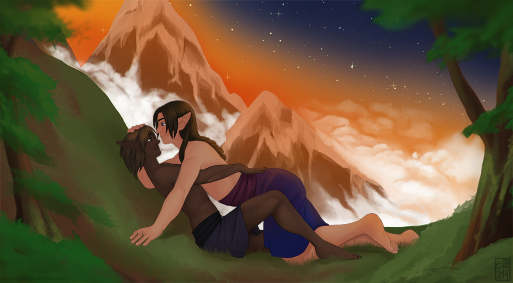 Featured image: Romance in the Mountains
