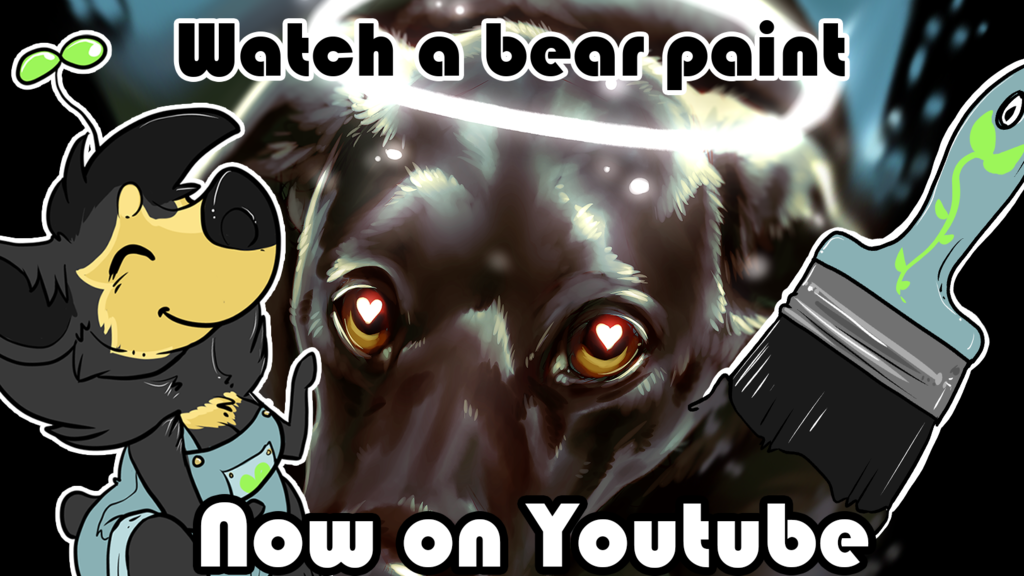 Youtube Vid[Good Boy Bear]