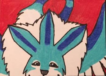 [My Art] ATC for Toradoshi