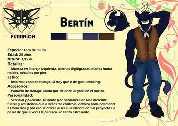 Bertín Refsheet.