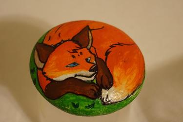 Zeldrick - Painted Rock