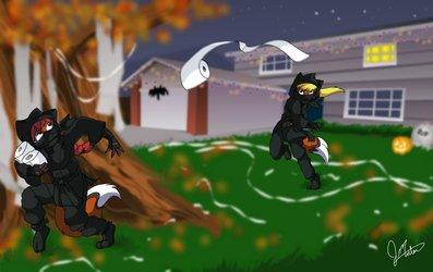 Halloween Commission #1
