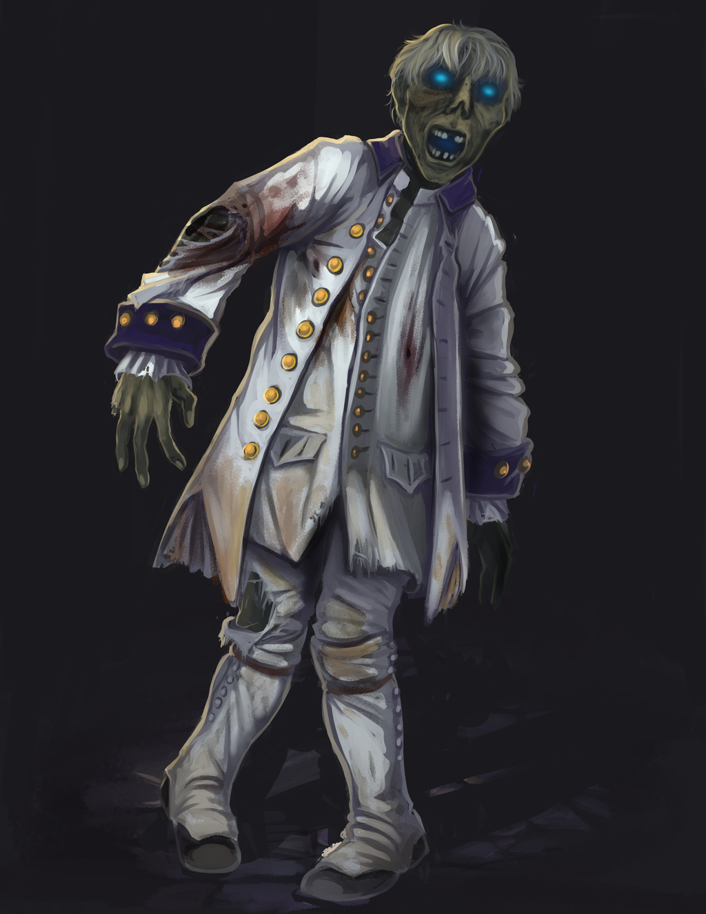 [Commission]-Undead footman