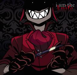 I AM THE KNIFE (a playlist)