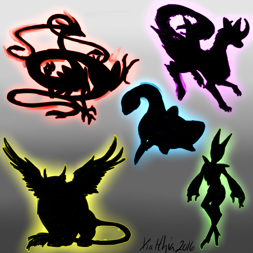 Species Silhouettes