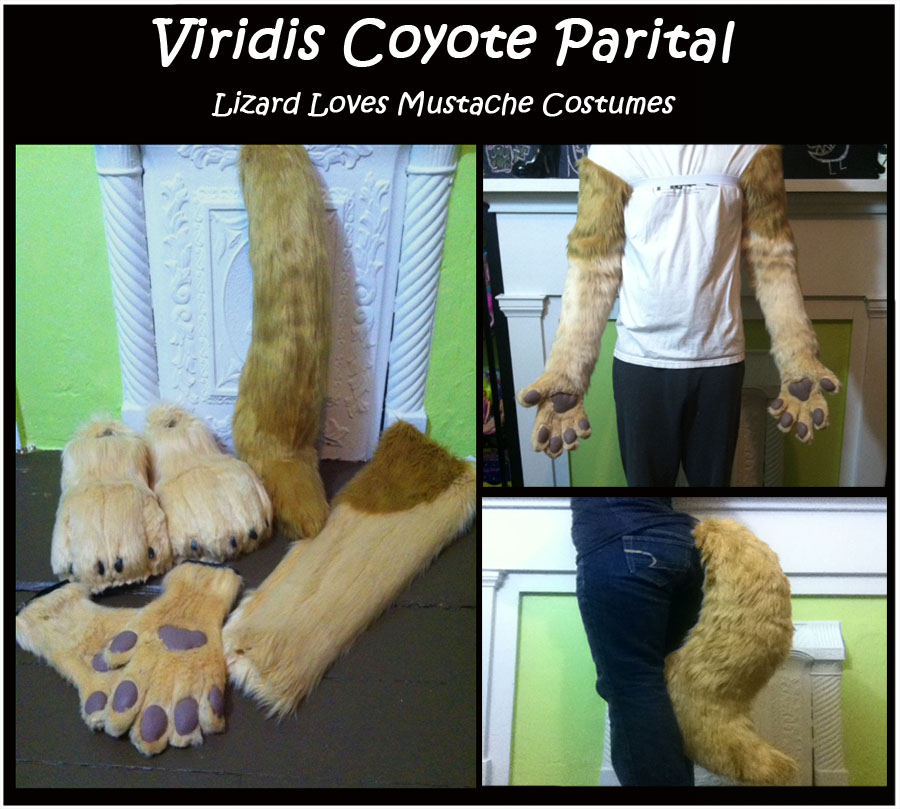 Viridis Coyote Partial