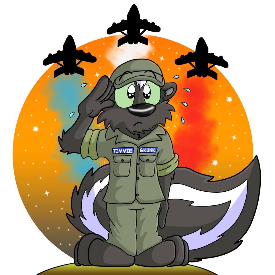 Skunk recruit
