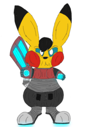 Ace Spade - Iron Chu
