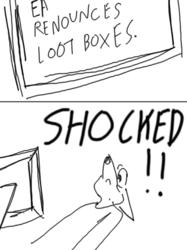 shock art (Sorry, not sorry)