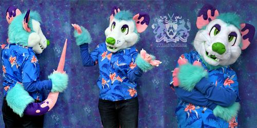 Jacques Opossum Partial for Sale