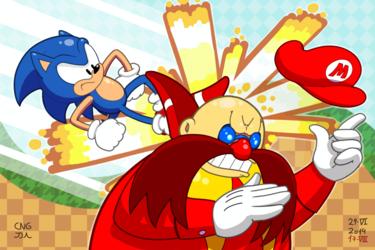 Sonic's 23rd anniversary
