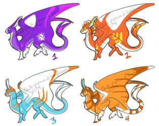 corgi dragon adopts (OPEN)