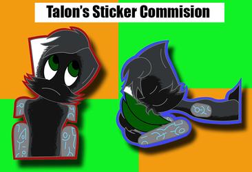 {Com} Talon