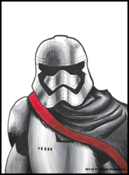 Phasma Illustration