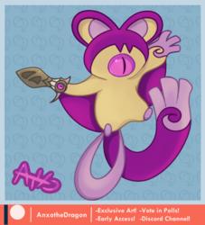 Duolga - Gliding Warrior Pokemon
