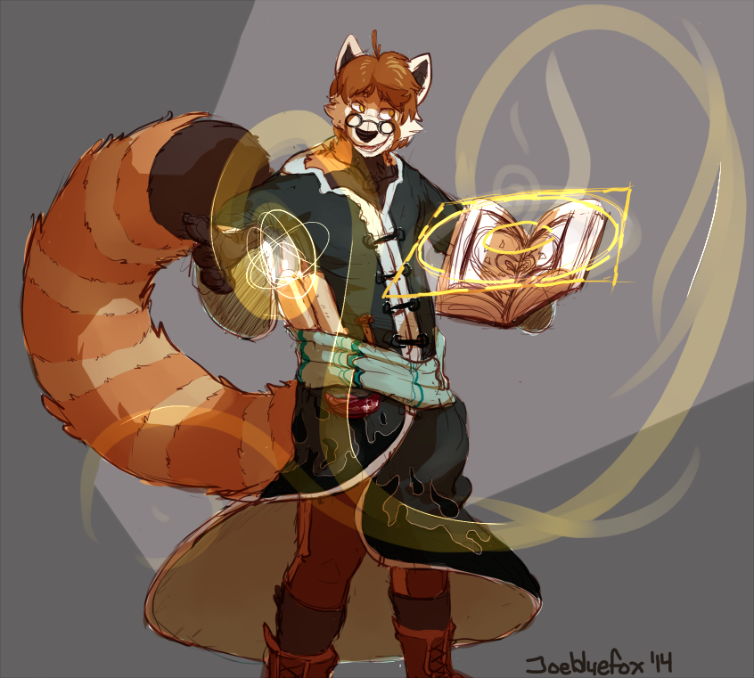 Mage - [Commission]