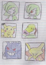Pokemon Collage 1