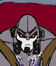 Sketchmission: Buff Megatron