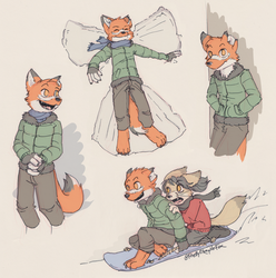 Zooty's Winter