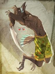 Commission: MaskedJackal