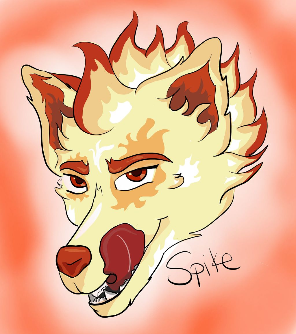 Most recent image: Spike