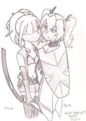 Kupria and Zyrca