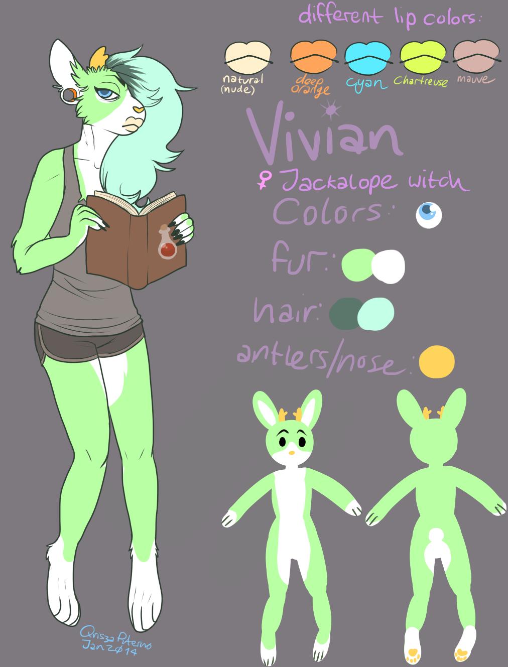 vivian ref