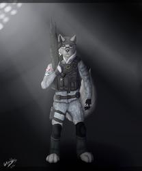 [GIFT] Ginmaru as Buck