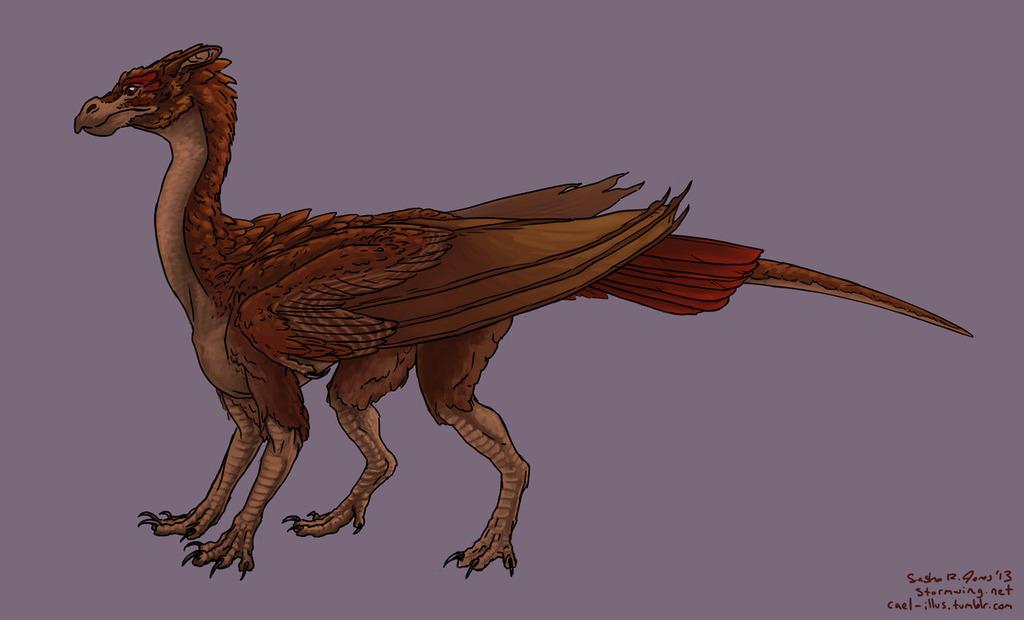 Jekoon, Dragon Form