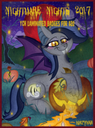 Nightmare Nights 2017 Badge Commissions Open!