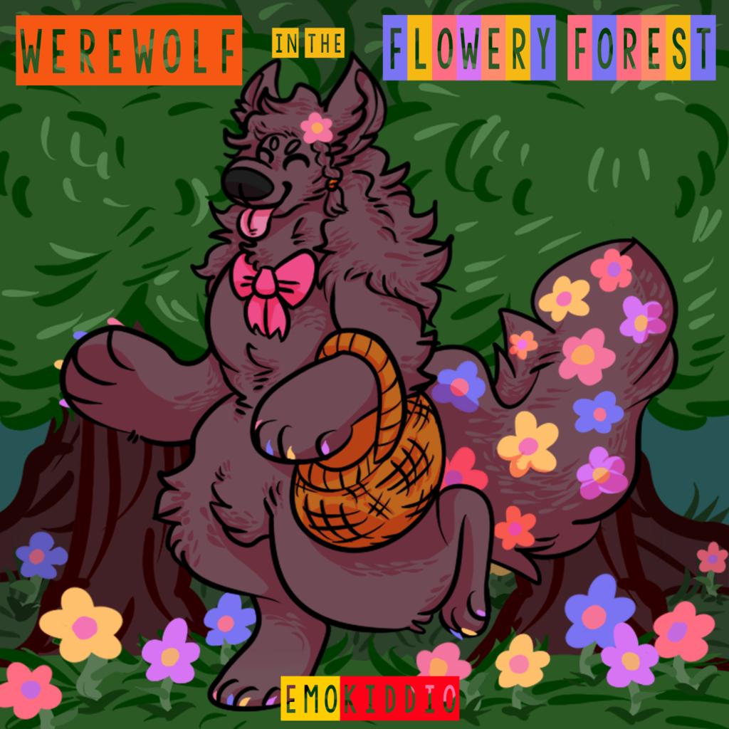Werewolf in the Flowery Forest