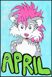 Badge Commision for April