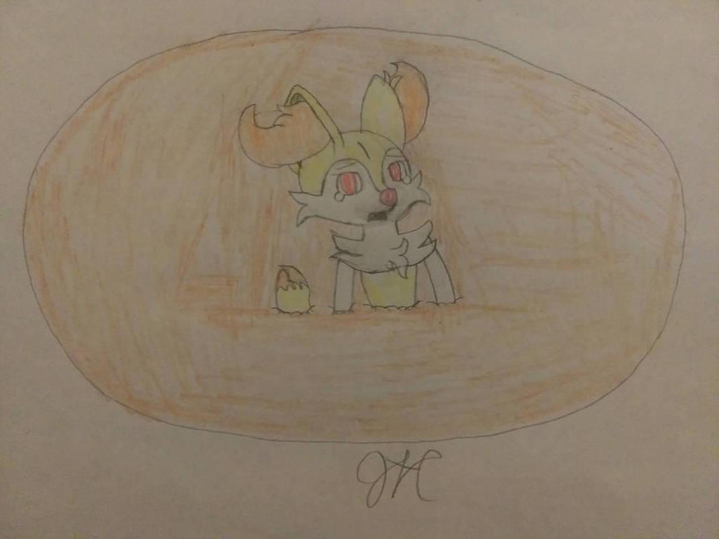 Most recent image: Foxie's Demise