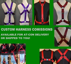 TFF Harness Pre-orders