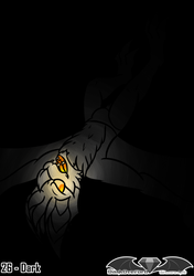 Inktober 2019 - 26 - Dark