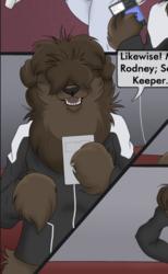 Project D.E -Comic part 1- (Page 23)