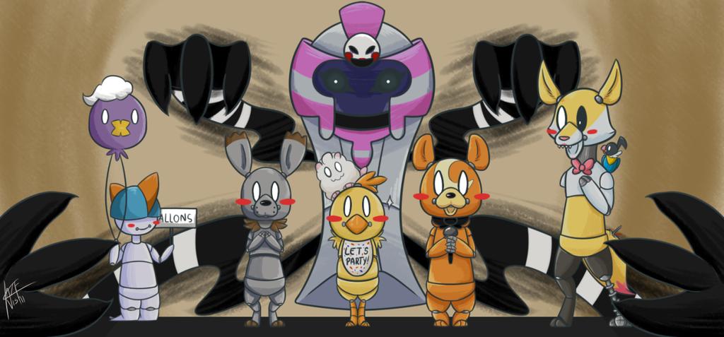 Five Nights at Pokemon2