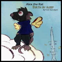 Alex the Rat - Birth by Sleep