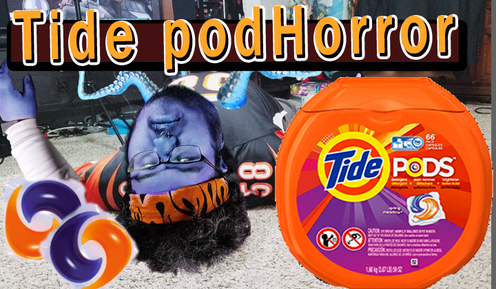 Tide Pod Challenge Horror VIDEO