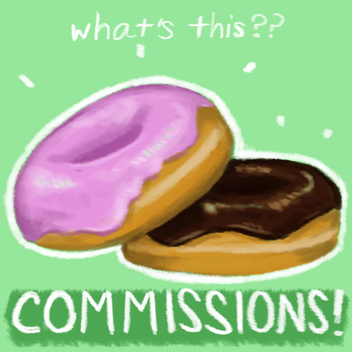 Commission Donuts!
