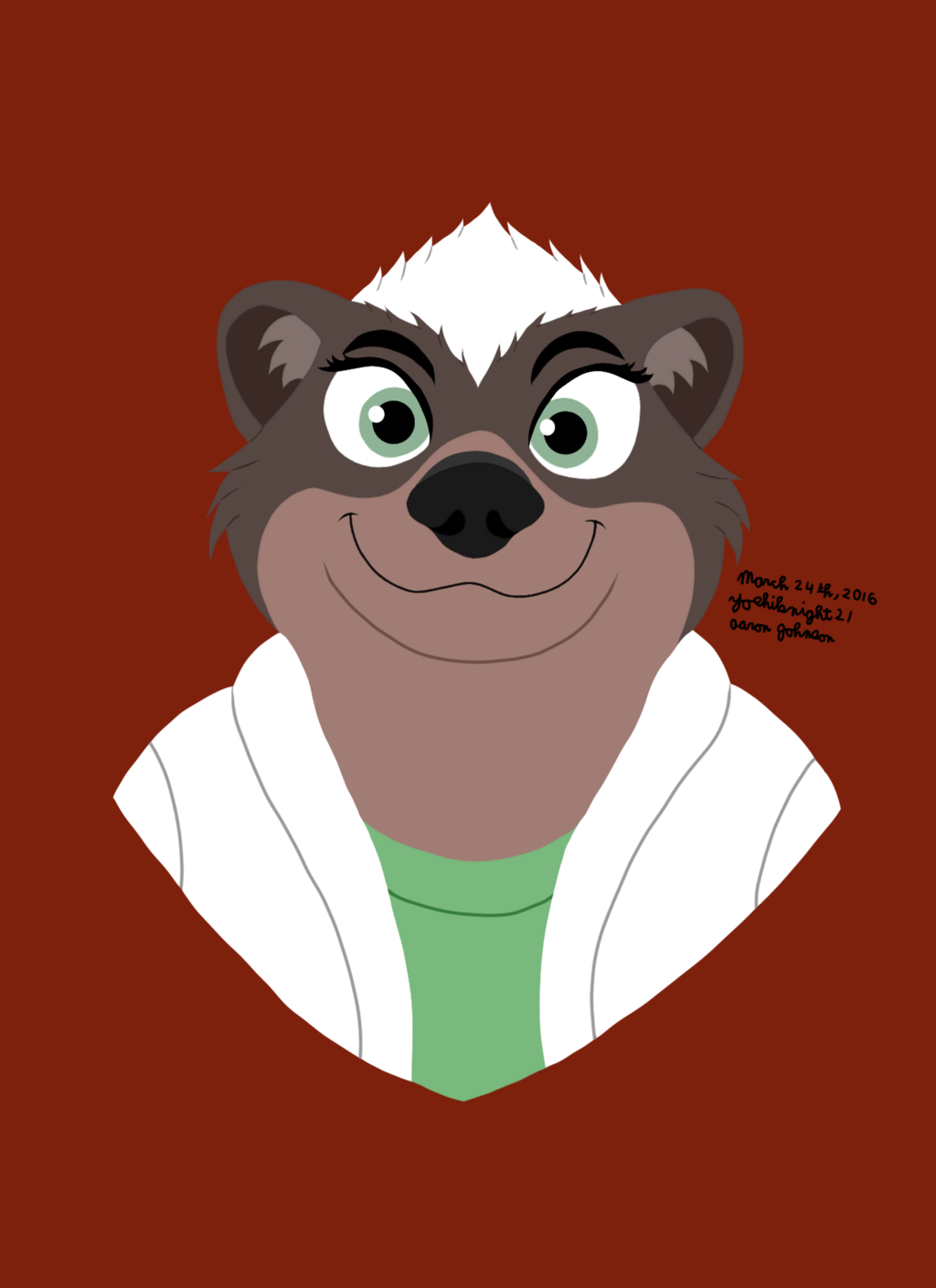Dr. Madge Honey Badger (Disney)