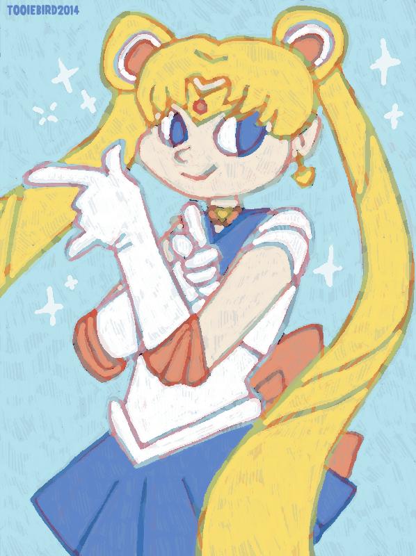Sailor Moon!