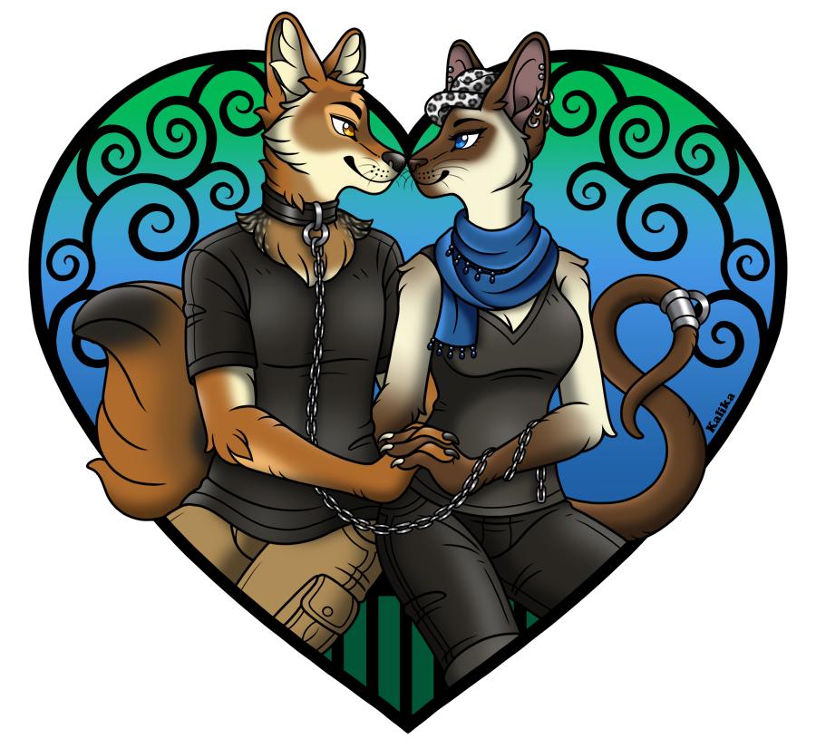 Heart - Meezer & Kojote