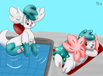 Sky and Land Jeison Pooltoys