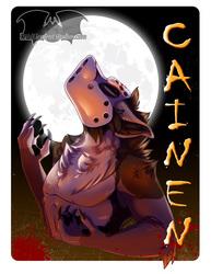 Howloween 2017 - Cainen