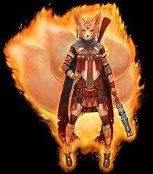 The Legendary Heroine, Talgara