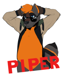 Badge: PipercoonIRL