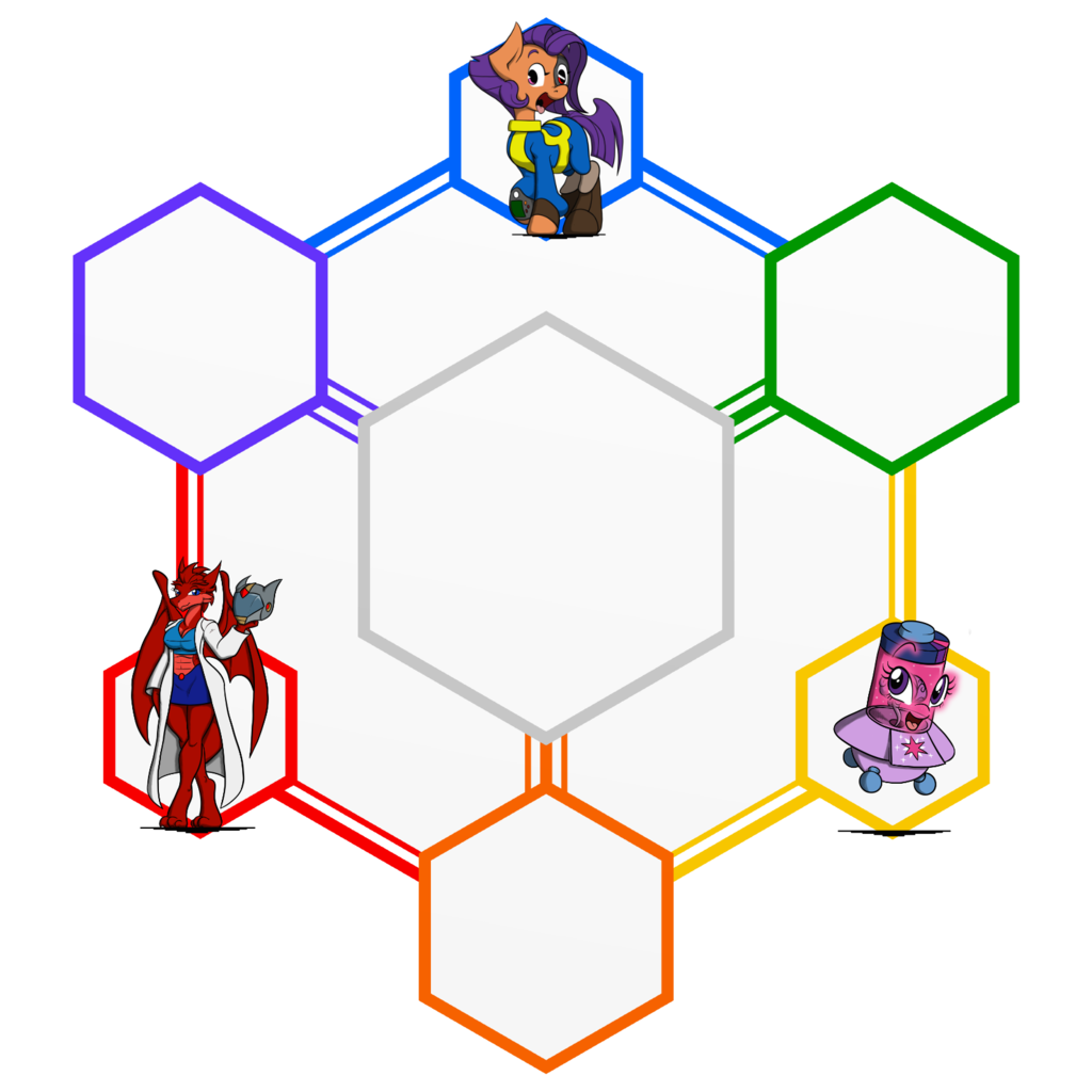 Hexafusion Pet Project