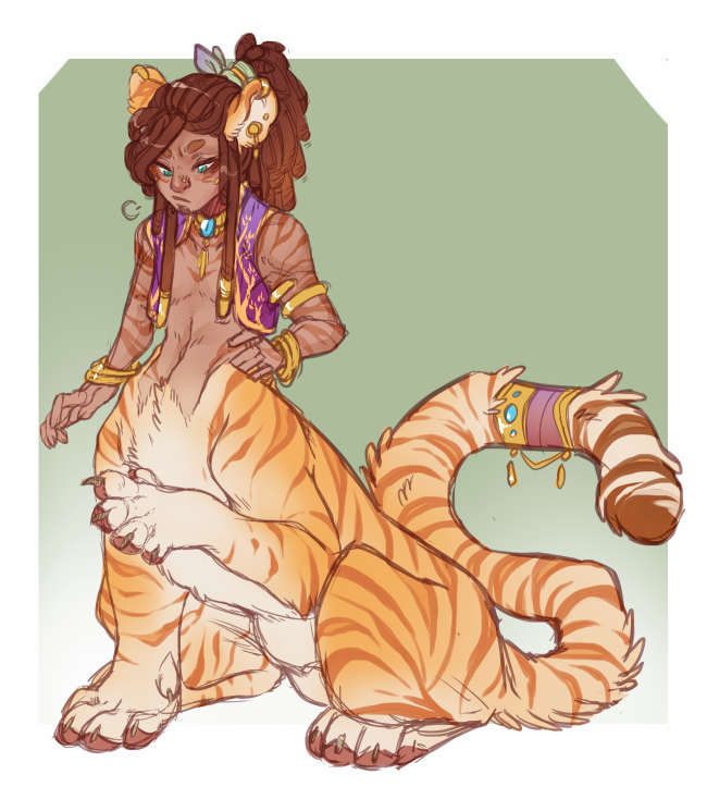 [P] Tiger Prince