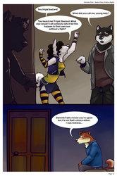 Sanctum Polis Eternal Days, Endless Nights Page 12